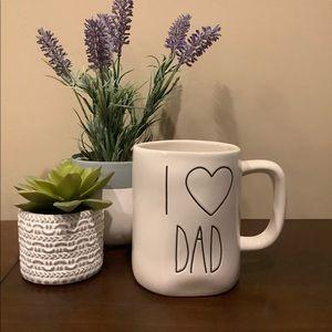 Rae Dunn I Heart DAD Mug ❤️